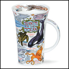 Glencoe - Giants of the Ocean Mug