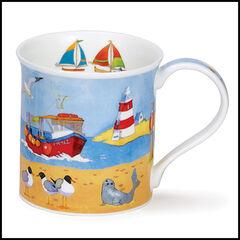 Bute - Waterfront - Lighthouse Mug