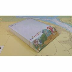 Emma Ball Seaside Slant Notepad