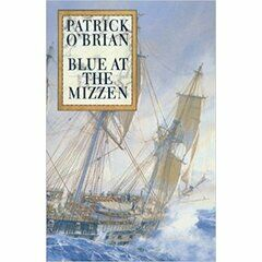 Blue at the Mizzen - Patrick O'Brien (Hardback)