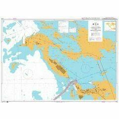 2164 Tahkoluoto and Mantyluoto Admiralty Chart