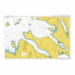 2500 Ullapool and Approaches Admiralty Chart
