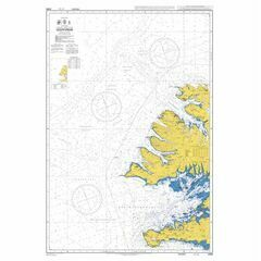 2898 Vestfirdir Admiralty Chart