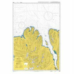 2956 Eyjafjordur Admiralty Chart