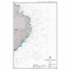 2979 Rio Guadalquivir Punta de la Lisa to Coria Del Rio Admiralty Chart