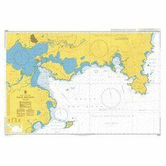 3050 Zaliv Pos'yeta Admiralty Chart