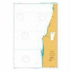 310 Ponta Grossa to Kunene River Admiralty Chart