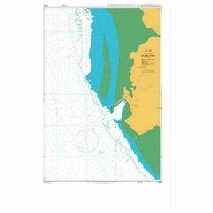 3465 Hazira Port Admiralty Chart