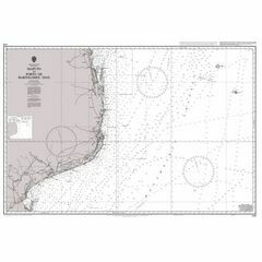 3880 Mozambique Channel  Southern Part Admiralty Chart