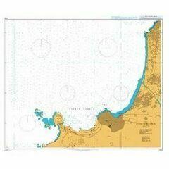 4232 Puerto Huasco Admiralty Chart