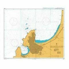4237 Bahia Coquimbo and Bahia Herradura Guayacan Admiralty Chart