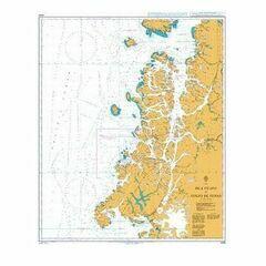 4255 Isla Guafo to Golfo de Penas Admiralty Chart