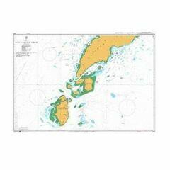 4463 North Balabac Strait Admiralty Chart