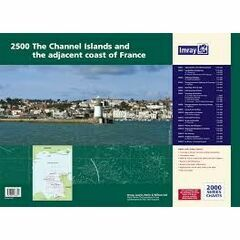The Channel Islands and adjacent coast of France Chart Atlas
