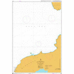 4499 Dalunguin Point to Blanca Point Admiralty Chart