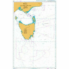 4644 Cape Otway to Cape Howe including Tasmania Admiralty Chart