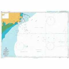 880 Lanshan and Approaches Admiralty Chart