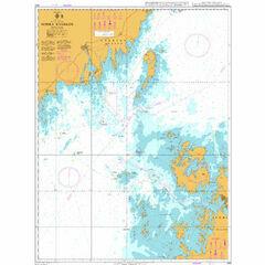 893 Norra Kvarken Admiralty Chart
