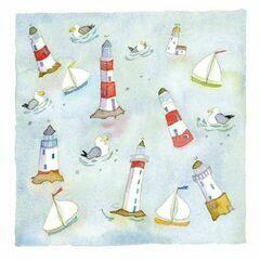 Emma Ball Coaster - Lighthouses Afloat