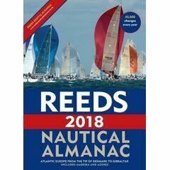Reeds Nautical Almanac 2018