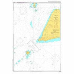JP1064 Irago Suido Admiralty Chart