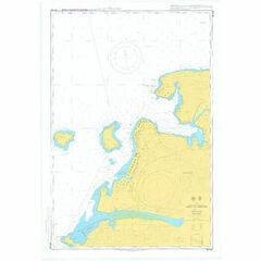 JP1144 Arida and Shimotsu Admiralty Chart