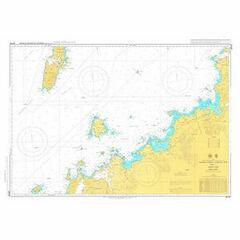 JP179 Kanmon Kaikyo to Hirado Seto Admiralty Chart