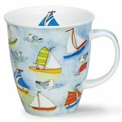 Nevis Mug - on the water - Yacht