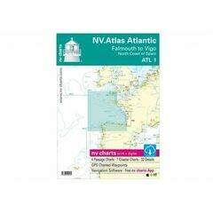 ATL 1 NV Atlas Atlantic Falmouth to Vigo
