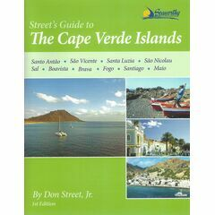 Imray Street's Guide to The Cape Verde Islands