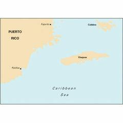 Imray Chart A13 Cabo San Juan to Culebra I & Punta Figuras