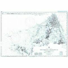 1002 Diego Suarez Bay to Adranoaombi Bay Admiralty Chart