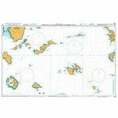 1040 Nisos Ios to Vrakhonisidha Kandhelioussa Admiralty Chart