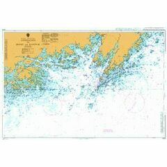 1079 Approaches to Inkoo and Kantvik Admiralty Chart