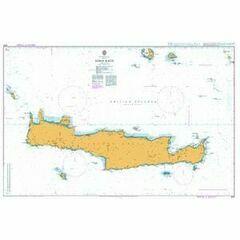 1091 Nisos Kriti Admiralty Chart