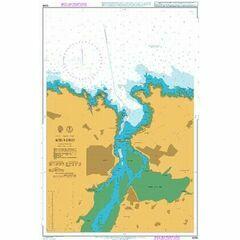 1096 North Coast, Ribadeo Admiralty Chart