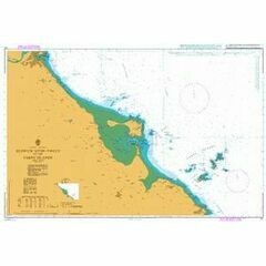 111 Berwick-Upon-Tweed to the Farne Islands Admiralty Chart