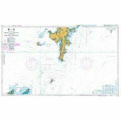 1119 Orkney & Shetland Islands Fair Isle Channel Admiralty Chart