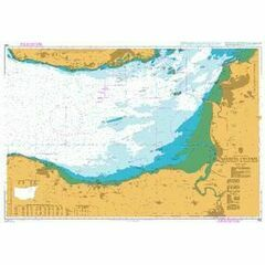 1152 Bristol Channel - Nash Point to Sand Point Admiralty Chart