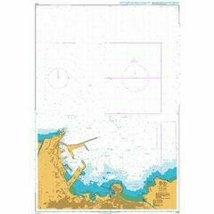 1154 Gijon Admiralty Chart