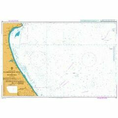 129 Whitby to Flamborough Head Admiralty Chart