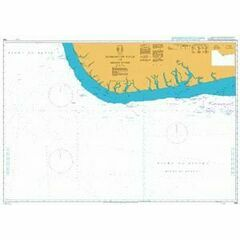 1386 Pennington River to Opobo River Admiralty Chart