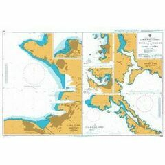 1426 Luka Mali Losinj & Ports & Harbours of Istra Admiralty Chart