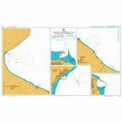 1443 Barletta, Manfredonia and Ortona Admiralty Chart