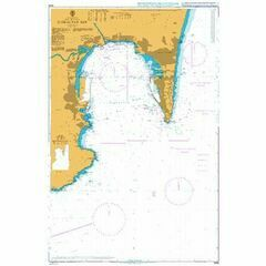 1448 Gibraltar Bay Admiralty Chart