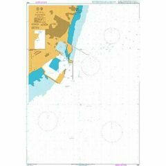 1460 Sagunto Admiralty Chart