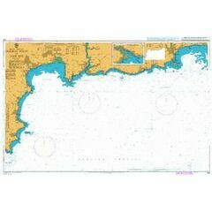 148 Dodman Point to Looe Bay Admiralty Chart