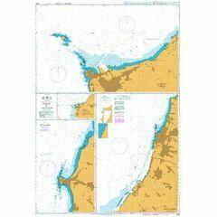 1561 Ports in Lebanon Admiralty Chart