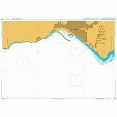 1589 Almeria Admiralty Chart