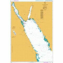159 Red Sea,Suez (El Suweis) to Berenice Admiralty Chart